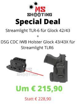 TRL-6 + DSG IWB Holster