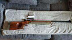 Finnisches Valmet M.55 Lion, .22lr KK Matchgewehr