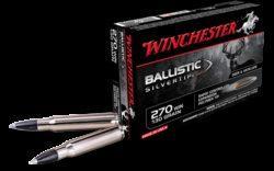 Winchester .308Win 150grs/9,7g Ballistic Silvertip