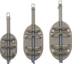 Preston Elasticated Flat Method Feeder, 15 - 45g