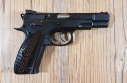 CZ 75 Shadow Line (9x19mm)