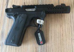 Ruger MK IV Lite Black (.22lr)