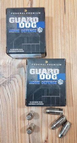 Federal Guard Dog (.45ACP)