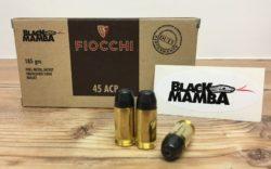 Fiocchi Black Mamba .45ACP