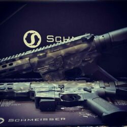 Schmeisser AR15-9S Nighthawk EDITION - € 2.499,-