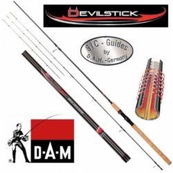 D.A.M. Devilstick Multipicker 2,70m + Sänger Pro-T Global II RD25