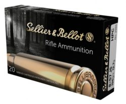 Sellier&Bellot 8x57IS HPC 12,7g/196grs