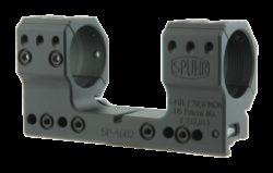 Spuhr SP-4602 Blockmontage für 34mm Mittelrohr BH38mm Vorneigung 6MIL/20,6 MOA