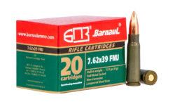 Barnaul 7,62x39 FMJ für AK47 und ähnlich - RESTPOSTEN !!