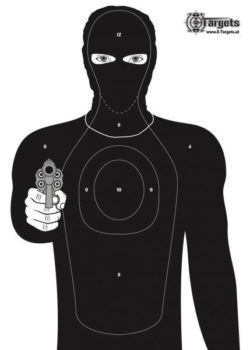 Criminal Target (5 Stk.)