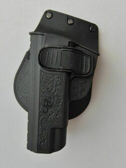 Fobus Holster 1911CH für die meisten Taurus 1911 Style Pistolen (ohne Schienen)  LEFT HAND