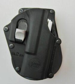 FOBUS Trigger Locking Holster Glock 17, 19, 22, 23, 31, 32, 34, 35, Rotation Paddle