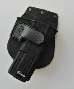 FOBUS Trigger Locking Holster For :Glock 20, 21 Generation 3 & 4 only