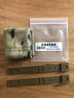 Magazintasche - Esstac KYWI 7.62 shorty naked - multicam