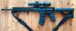"OA-15 M5 16,75"" mit Vortex Viper, Geissele Abzug, Magpul Teilen etc."