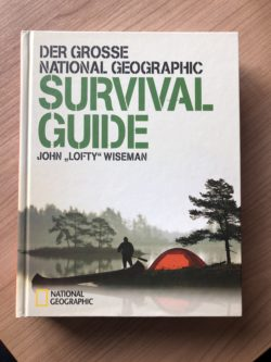 "SURVIVAL GUIDE - von John ""Lofty"" Wiseman"