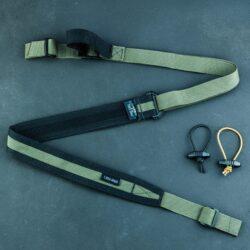 T.REX ARMS Sling – Langwaffengurt/Gewehrriemen - Ranger Green / olive