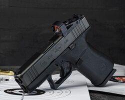 Glock 43X MOS inkl. Shield Sight RMSc