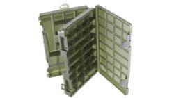 Cormoran Gerätebox Modell 10019 2 ladig36x22x7cm