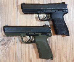 Heckler&Koch HK45 oliv (.45ACP)