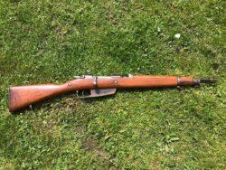 Carcano M91/38 Kurzgewehr