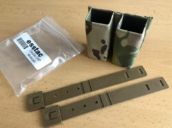 Magazintasche - esstac KYWI Double Pistol GAP - Multicam