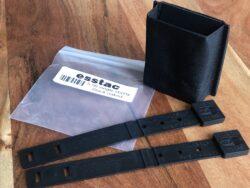 Magazintasche (Kydex/Stoff) - Esstac KYWI 5.56 shorty naked – black
