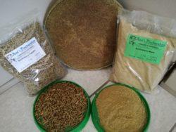Kürbiskern - Platten / Pellets / Mehl