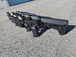 Tactical 73 AR-15 9mm Lower Glock Magazine - ehemals Critical Capability