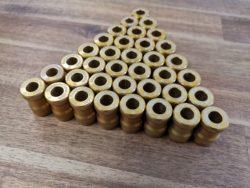 RangeIsClear Case Gauge 9x19 gold - Patronenlehre 9x19