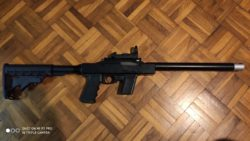 Marlin Camp Carbine 9x19