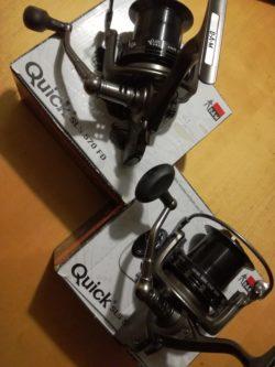 DAM Quick SLS 570 FD, 2 Stück
