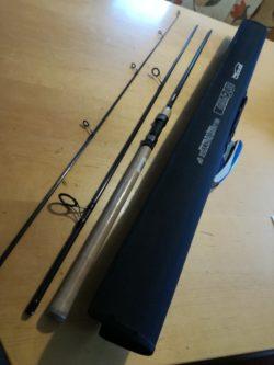 Spro Globetrotter GT-Pro, 2,70m, 15-40g