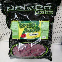 Pelzer Baits Boilies Liver-Bloodworm, 20mm, 5kg