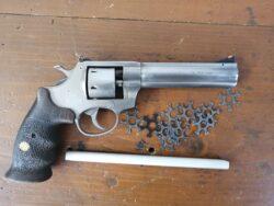 Revolver 9mm Luger