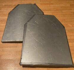 Hardoxplatten in SAPI Form
