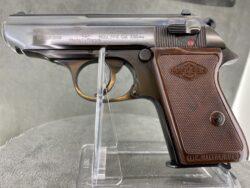 Walther PPK 7,65 Manhurinfertigung