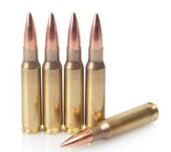 Munition .308 Win Nato
