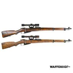 Finnisches Scharfschützengewehr Mosin Nagant M39/43