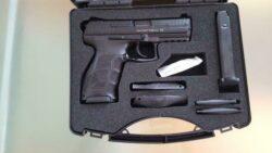 Heckler&Koch P30 V3 9mm Luger