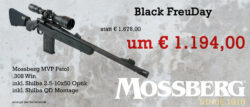 !!BlackFreuDay!! Mossberg MVP Patrol inkl. Optik !!BlackFriday´s!!