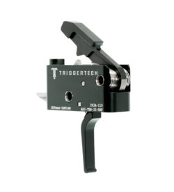 TriggerTech Adaptable AR Primary Trigger PVD Black Straight