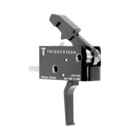 TriggerTech Competitive AR Primary Trigger PVD Black Straight