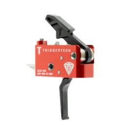 TriggerTech Diamond AR Primary Trigger PVD Black Straight