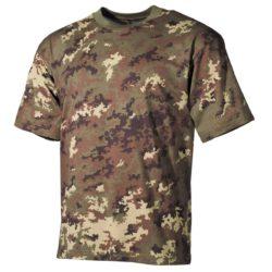 MFH US T-Shirt vegetato