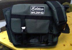Balzer Edition De Luxe Umhängetasche XL