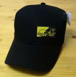 Black Cat - Back Cap