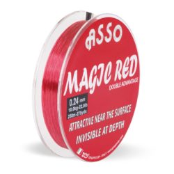 Asso Magic Red Mono 0,32mm/9,40kg