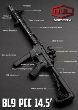 BUL Armory BL9 PCC