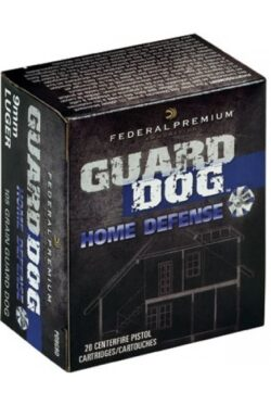 SUCHE: Federal Guard Dog (9mm)